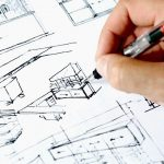 What is the difference between interior designers and architects?